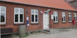 Nordby Bibliotek ude